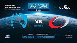 Team Liquid vs compLexity- IEM Katowice Qual NA - map3 - de_train [yXo, Enkanis]