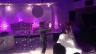 رقص باحال عروس و داماد ایرانی