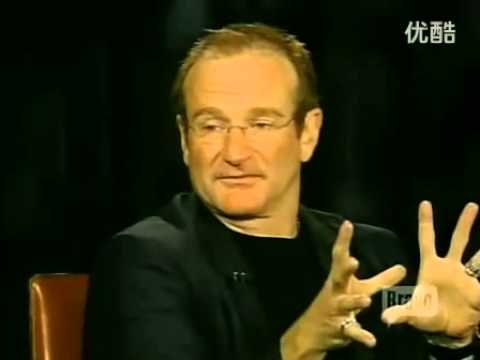 Actor - Inside the Actors Studio: Season 7, Episode 14 (10 June 2001) Guest: Robin Williams.