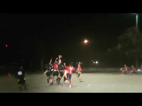 REY JR INTERCEPTION... BOYS VS TEXANS FLAGTEAM