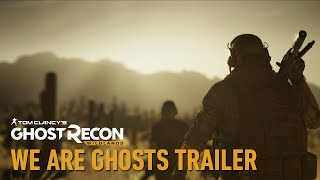 Видео Ghost Recon Wildlands