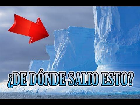 Los Científicos y la NASA NO Entienden qué Está Pasando en la Antártida_Űrhajó videók