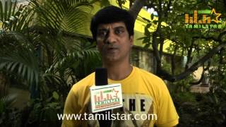 Comedy Actor Charms at Bhooloham Movie Press Meet