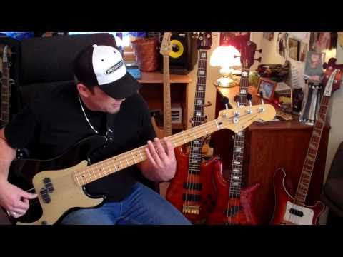 BASS Guitar- Andrew Irvine- Babicz