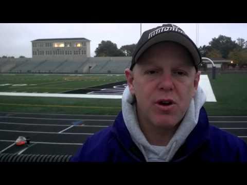 Raider Report - P.J. Kavanagh, men's lacrosse