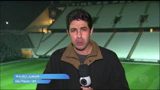 Depois de exatos cinco meses o Corinthians perdeu. A primeira derrota no campeonato aconteceu em casa, para o Vitória.