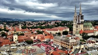 Zagreb Croatia  city images : ZAGREB, CROATIA