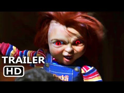 CHILD'S PLAY Trailer # 3 (NEW 2019) Chucky Movie HD