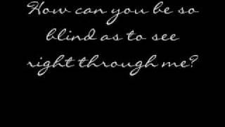 Evanescence ~ Solitude ~ Lyrics