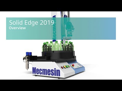 Solid Edge 2019 - What's New - Product Development Portfolio