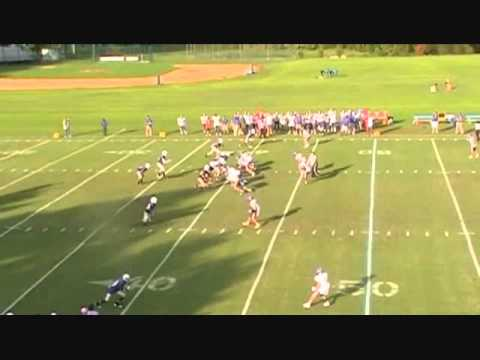 Christian Hackenberg Junior High School Highlights video.