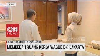 Video Membedah Ruang Kerja Wagub DKI Jakarta, Sandiaga Uno MP3, 3GP, MP4, WEBM, AVI, FLV Oktober 2018