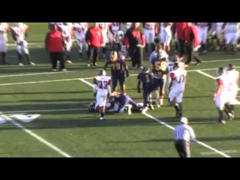 Eli Harold High School Highlights video.
