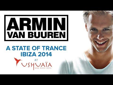 ibiza - Armin van Buuren's mix compilation 'A State Of Trance at Ushuaïa, Ibiza 2014' is OUT NOW! Download on iTunes: http://bit.ly/AvBASOTU14_iT Listen on Spotify http://bit.ly/AvBASOTU14_SP Order...