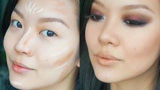 How to Contour (Plus great tips for Asian features)