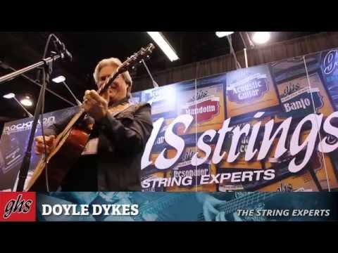 NAMM 2015 - Doyle Dykes