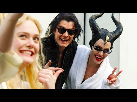 MALEFICENT 2 Mistress of Evil Behind The Scenes