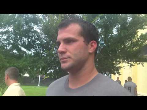 Blake Bortles Interview 7/31/2013 video.