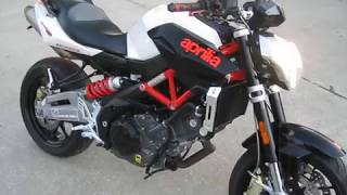9. 2014 APRILIA 750 SHIVER $3800 FOR SALE WWW.RACERSEDGE411.COM