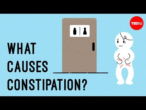 This is What Causes Constipation