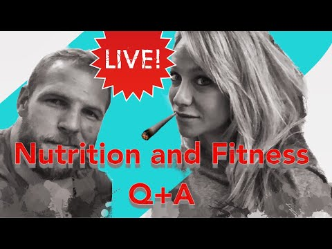 Nutrition and Fitness Q A видео