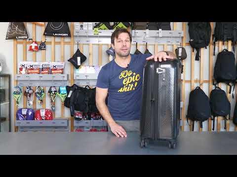 Відео огляд валізи
