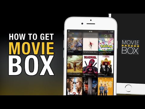MovieBox Download - Install Movie Box App On iOS