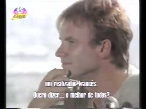 Sting - Bring on the Night - legendas em português