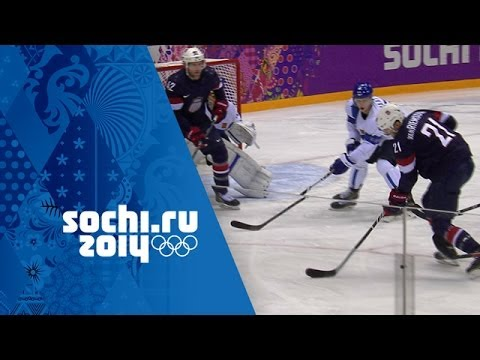 Ice Hockey – USA 0 – 5 Finland – Men's Full Bronze Medal Match | Sochi 2014 Winter Olympics