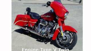 6. 2010 Harley-Davidson Street Glide Base - Specs & Dealers