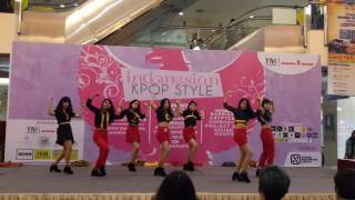 Manggadua Indonesia  city images : SEVEN QUEENS(Cover I.O.I) - Whatta Man [Indonesian Kpop Style 2016 @Mangga Dua Square, 16-10-2016]