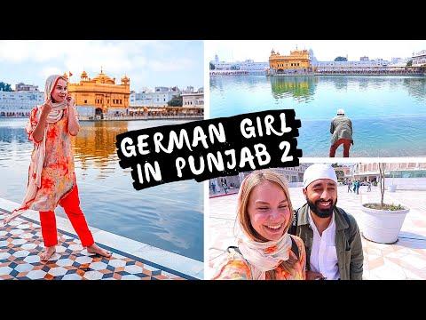 Visiting the Golden Temple Amritsar - Punjab Travel Vlog