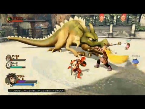 Dragon Quest Heroes [JPN] (PS3)