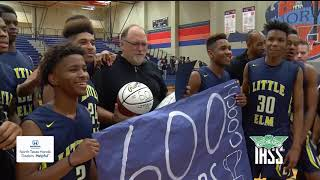 Little Elm Head Coach Rusty Segler Develops a Bond with his Star Player in the Toughest Time of his