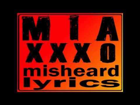 Video M.I.A - XXXO - misheard lyrics download in MP3, 3GP, MP4, WEBM, AVI, FLV January 2017