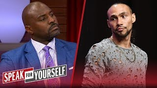 Video Keith Thurman should've bought more 'animus' against Pacquiao — Wiley   SPEAK FOR YOURSELF MP3, 3GP, MP4, WEBM, AVI, FLV Juli 2019
