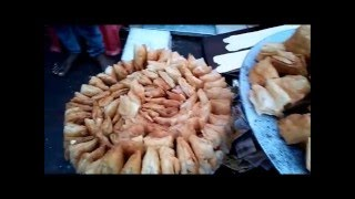 Patna India  City pictures : Street Foods of India - Making of Khaja in Patna, Bihar - {High Definition - HD}