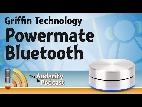 Griffin Technology's Powermate Bluetooth controls anything on your computer
