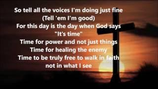 Kirk Franklin It's Time Lyrics
