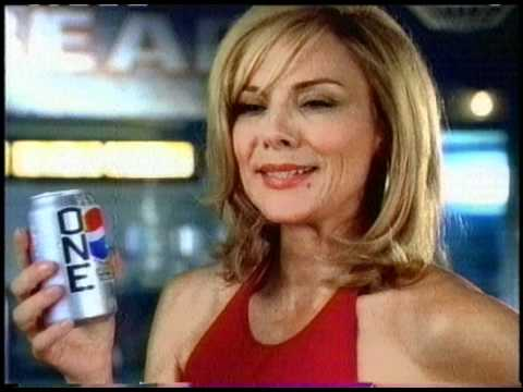 Pepsi One Commercial