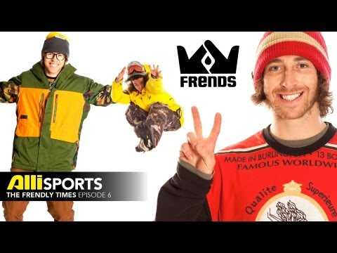 frends crew - Keir Dillon breaks down the grind of weekly competitions, giving us some insight into the life of Jack and Luke Mitrani, Mason Aguirre, Danny Davis and the r...