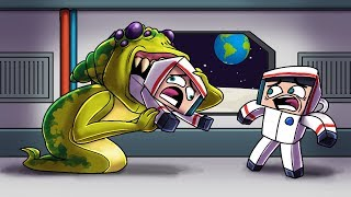 Minecraft | PROOF ALIENS DO EXIST - Alien Base Defense! (Secure Base Challenge)
