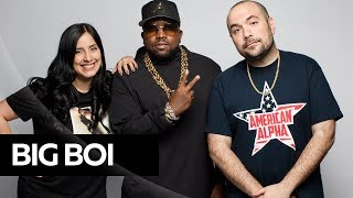 Big Boi Reveals A Tribe Called Quest/Outkast Collaboration & Biopic On The Way?