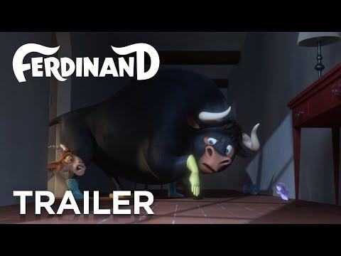 FERDINAND | OFFICIAL HD TRAILER #3 | 2017