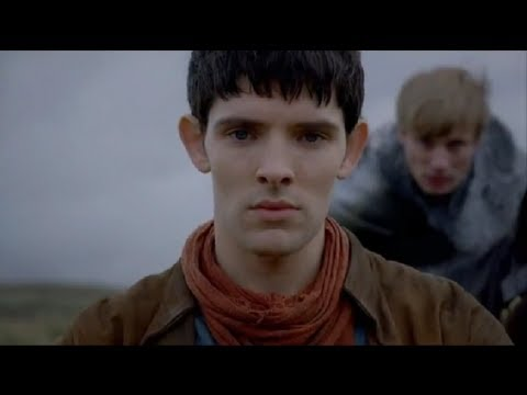 """Merlin - Series 5 Finale - """"Arthur, he doesn't just have magic..."""" - Hero"""