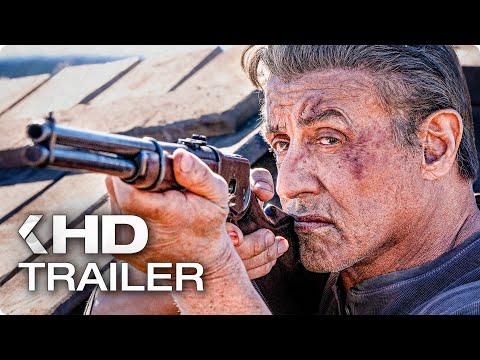 RAMBO 5: Last Blood Trailer German Deutsch (2019)