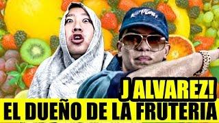 J Alvarez - Rico Suave Reaccion Coreano Loco