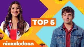 Video Jack Griffo & Kira Kosarin Reveal Their Top 5 Moments 😂    The Thundermans   Nick MP3, 3GP, MP4, WEBM, AVI, FLV Juni 2019