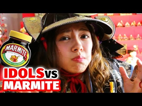 Video Japanese Idol Girls Ruined by Marmite & Liqourice download in MP3, 3GP, MP4, WEBM, AVI, FLV January 2017
