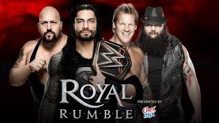 Se Anuncia CAMBIO Drastico al WWE Royal Rumble 2016